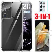samsung-s21 s 21 pokrowiec na telefon samsung s21ultra etui ochronne do samsung galaxy s21 case galaxy s21plus cienka obudowa do samsung galaxy s20 FE 5G note20 plus film etui galaxy s21 ultra case tanie tanio ALLOPUT CN (pochodzenie) Pół-owinięte Przypadku case for samsung galaxy s21 Galaxy Note 20 + Galaxy Note20 5G Galaxy Note20 Ultra 5G