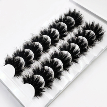 8 Pairs 3D Mink Lashes 20mm Eyelashes 3D Natural False eyelashes 3d Soft Mink eyelash extension Makeup beauty maquillaje lashes 5 pairs 3d mink eyelashes natural false eyelashes lashes soft fake eyelashes extension makeup tools wholesale