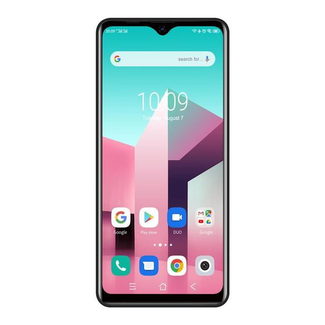 Blackview A80 Plus Mobile Phone Octa Core 4GB RAM+64GB ROM 13MP Quad Rear Camera 6.49 Inch Waterdrop Smartphone 4G Cellphone 6