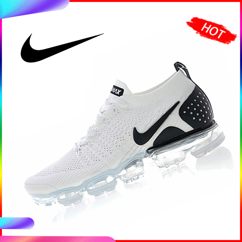 Original Authentic Nike Air VaporMax Men's Running Shoes Lightweight Reach Outdoor Sports Good Quality Comfort Sneakers 942842 image