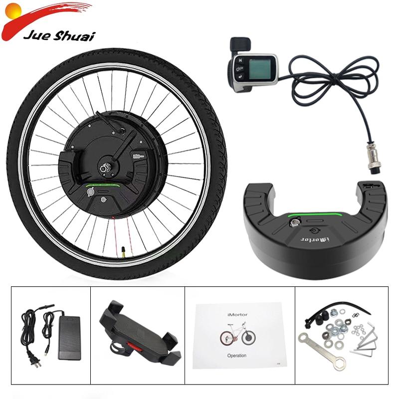 IMotor 3,0 Ebike Kit mit 7,2 Ah Lithium-Batterie für MTB Rennrad Hub Motor Rad Elektro-bike Conversion Kit bicicleta eletrica