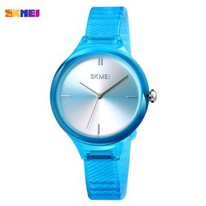 Image 2 - SKMEI Women Watches Luxury Top Brands Simple Quartz Wrist Watch Fashion Female Girl Clock Relogio Feminino Ladies Wristwatches