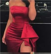 Новое сексуальное платье с открытыми плечами и запахом на груди