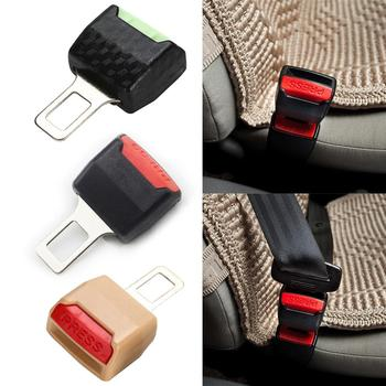 Universal car safety seat belt plug-in mother converter dual-use belt buckle extende Clip Seat belt Auto Accessories image
