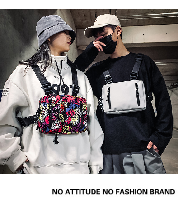Hac953735a9e34dda96ab3fd8ecc1491er - Fashion Chest Rig Bag For Men Waist Bag Hip hop streetwear functional Tactical Chest Mobile Phone Bags Male Casual Fanny Pack