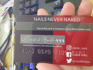 Image 2 - Лояльность карты пользовательских пластиковых штрих кодов кредитной карты/подарок Скидка карты печати визитные карточки уникальный штрих код