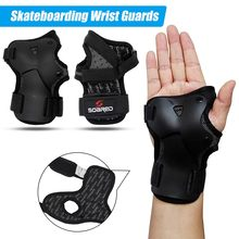Protetor de pulso confortável durável para patinação # t2g bracer guarda engrenagem protetora pulso cinta impacto esporte suporte de pulso