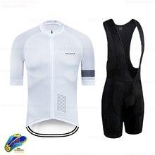 2020Rapha cycling suit men's Sweatshirt breathable short sleeve MTB mountain bike wearing Triathlon uniform
