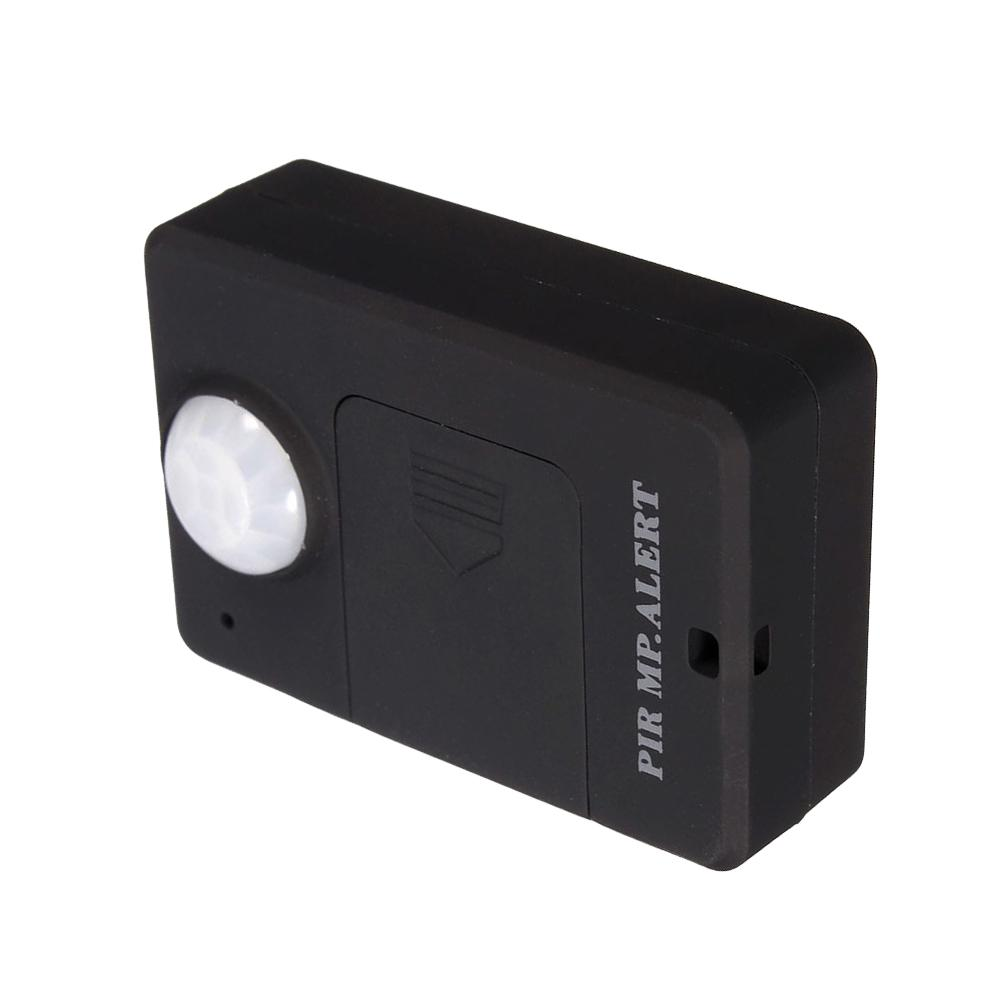 PIR MP Alarm Wireless Motion GSM Alert Detection A9 Monitor Infrared Sensor