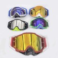 Cool 100 Motorcycle Goggles Ski Off-road Racing Riding Goggles Outdoor Cycling MX ATV Motocross Helmet Glasses Bike Glasses