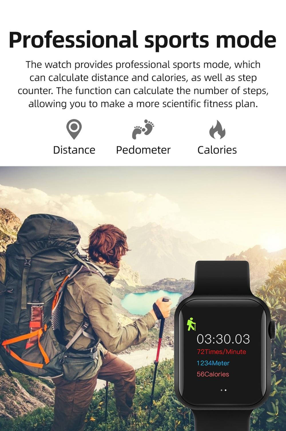 T500 Plus Smart Watch