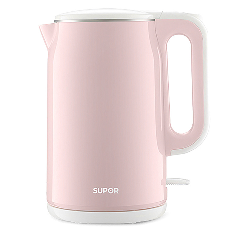 1.7L Electric Kettle Household Open Portable Kettle Stainless Steel Insulation Large Capacity Tea Making Automatic Power Off 2