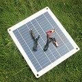 Солнечная панель 30 Вт солнечная система батарея 12 В Солнечная система для дома Полу Гибкая высокая эффективность зарядное устройство для а...