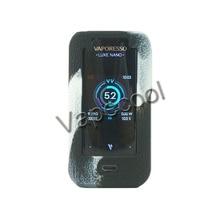 2pcs Texture Silicone Cover Case for Vaporesso Luxe Nano 80W TC Kit Silicon No-slip Skin Wrap Sleeve Accessories Vape Mod