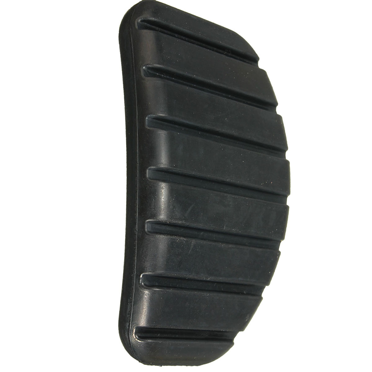 Cache P/édale de frein et embrayage en caoutchouc pour Renault Megane Laguna Clio Kango Scenic CCY Noir