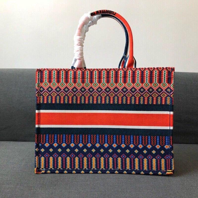 2019 New Louis Brand Shopping Bag Famous Designer Shoulder Portable Large Capacity Canvas Fashion Women Purse And Handbags