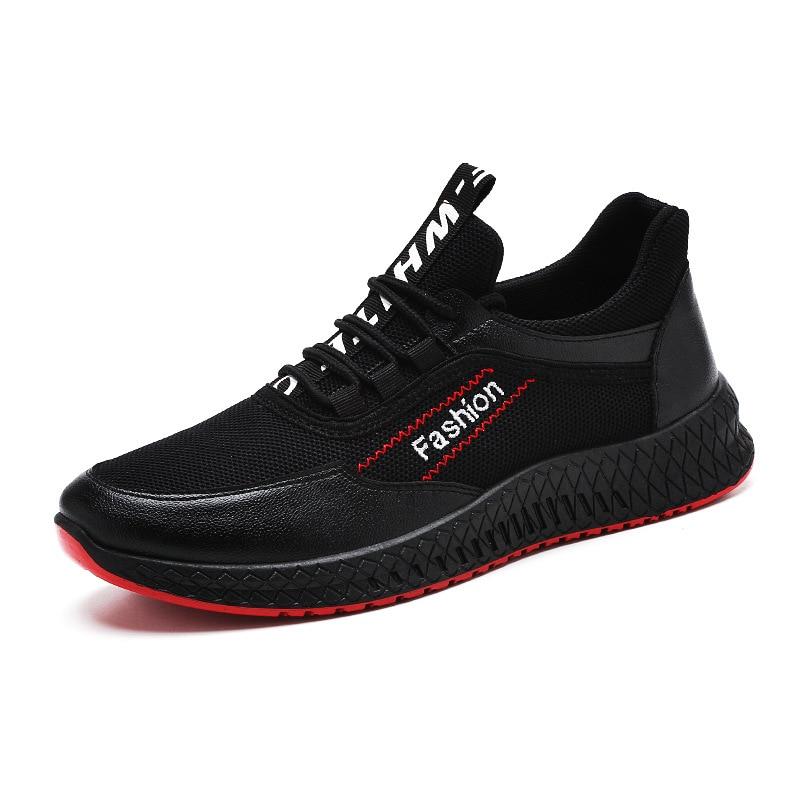 Men Sneakers Shoes 2020 summer Fashion Leisure Men's Shoes Man Brand Outdoor Walking Footwear Men's Casual Shoes Slip on 2