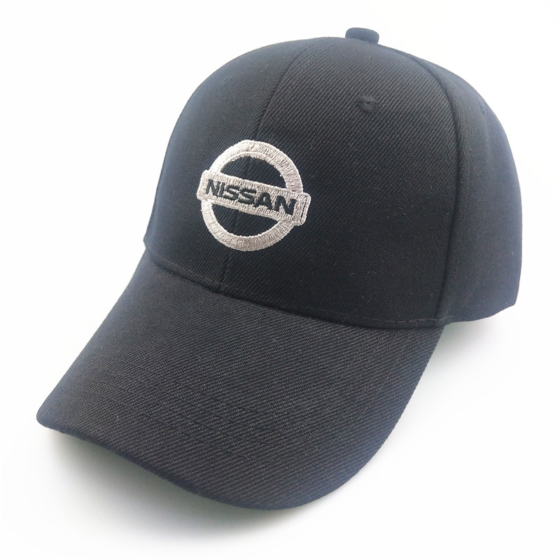 2019 New Baseball Cap Unisex Car Truck Hat Embroidery For Nissan Qashqai Juke Tiida Teana Motorcycle Car Styling Accessories