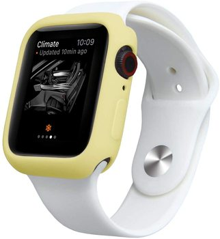 Candy Soft Silicone Case for Apple Watch 6 SE 5 4 3 2 1 42MM 38MM Cover Protection Shell for iWatch 4 5 6 3 2 40MM 44MM  Bumper