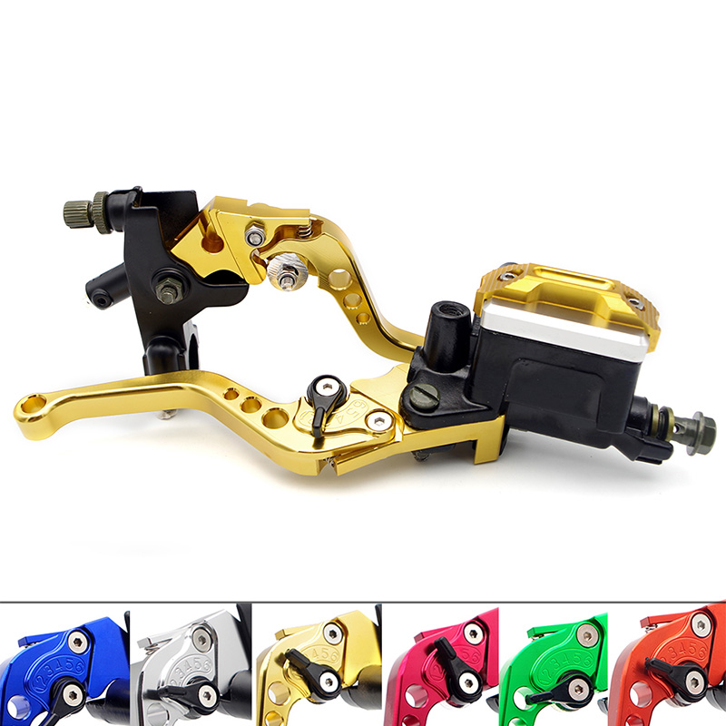 Motorbike Brake Hydraulic Clutch Lever Accessories FOR BMW K1200RS K75 C650GT F650GS GS 1250 R1150RT R1200R K1200LT F700GS image