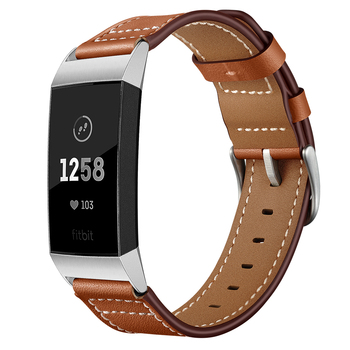 Leather strap For Fitbit Charge 4 band replacement Charge 3 SmartWatch wrist Watchband correa bracelet watch band Accessories retro leather strap bracelet for fitbit charge 3 band replacement watch band for fitbit charge 3 smart watchband accessories