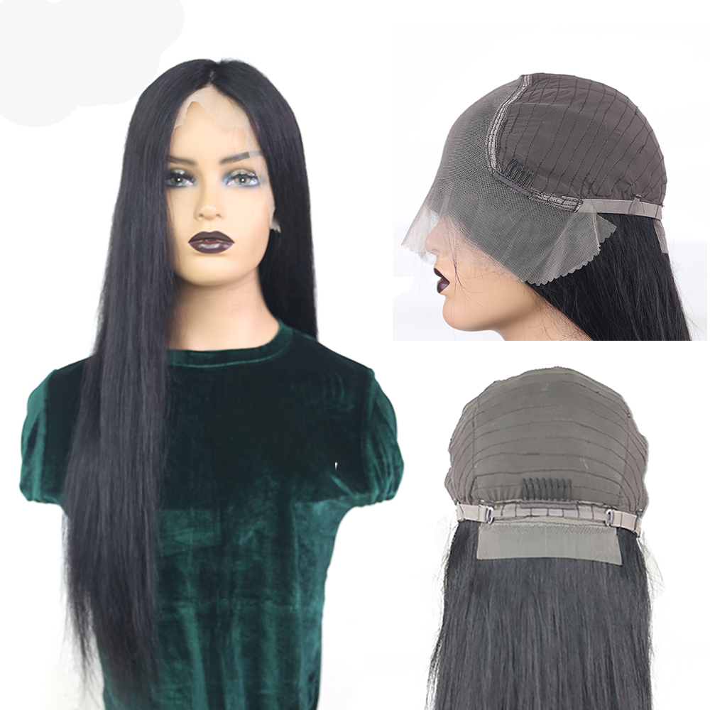 Human Hair Wigs 13x6 Lace Front Wig 12