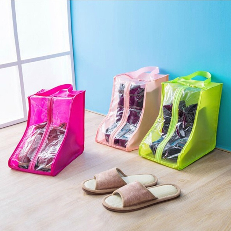 Creative Oxford cloth moisture-proof washable dust boots carrying shoe bag storage protection