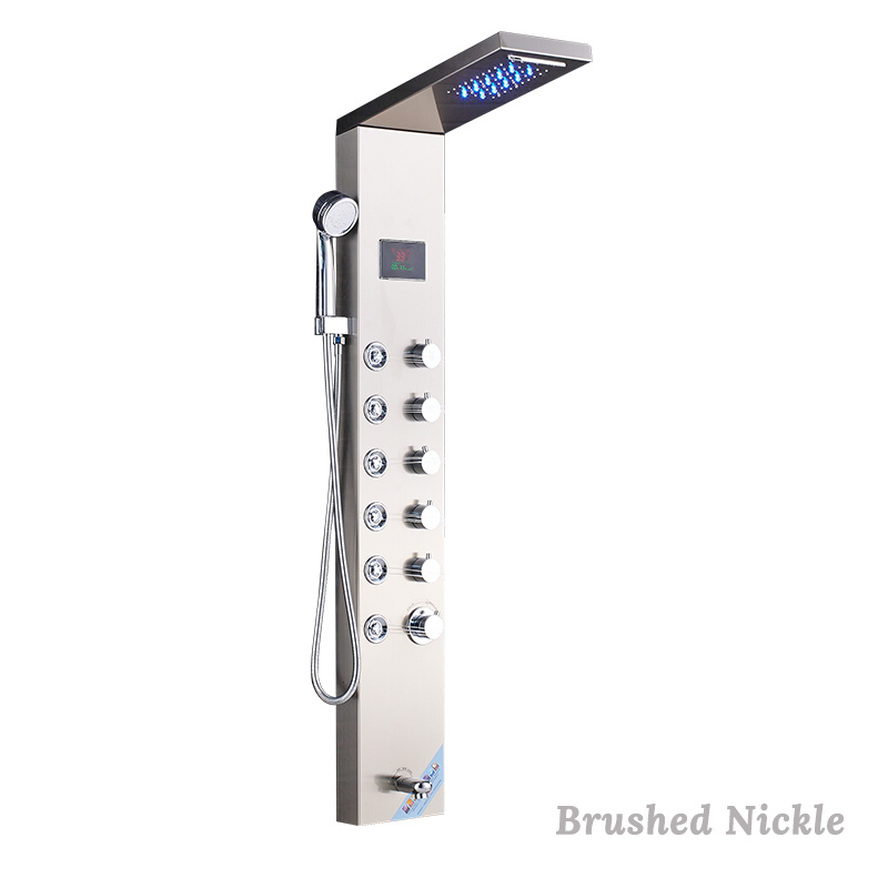 Brushed Nickle c