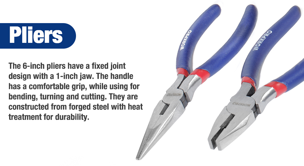 WORKPRO Pliers