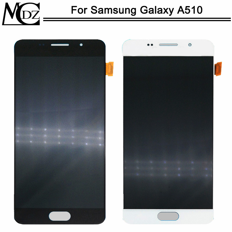 New For <font><b>Samsung</b></font> <font><b>Galaxy</b></font> <font><b>A510</b></font> <font><b>LCD</b></font> Display + Touch Screen Digitizer Assembly image