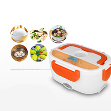 Office School Kids Electric Heating Lunch Box Bento Heated Portable new