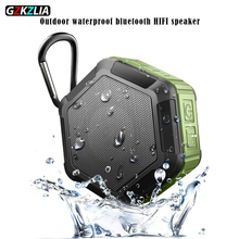 B08 Outdoor Portable Wireless Bluetooth Speaker Mini Water proof Drop proof And Dust proof Music Player HIFI High Sound Quality
