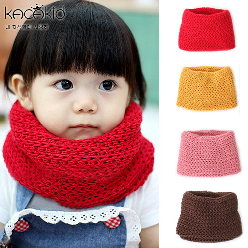 Special Offer * Winter Solid Color Grid Scarf Men And Women Baby Candy Camisole Warm Scarf