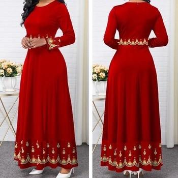 2020 indonesia gown hijab bangladesh plus size dress 5XL dubai blue abaya for women pakistan