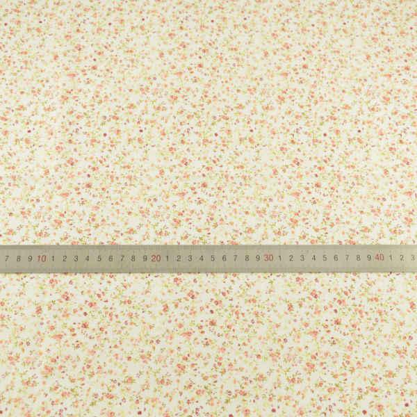 책 목화 패브릭 꽃 바느질 퀼트 꽃 섬유 패브릭 미터 DIY 아기 패치 워크 아프리카 직물 Tissu Tecido
