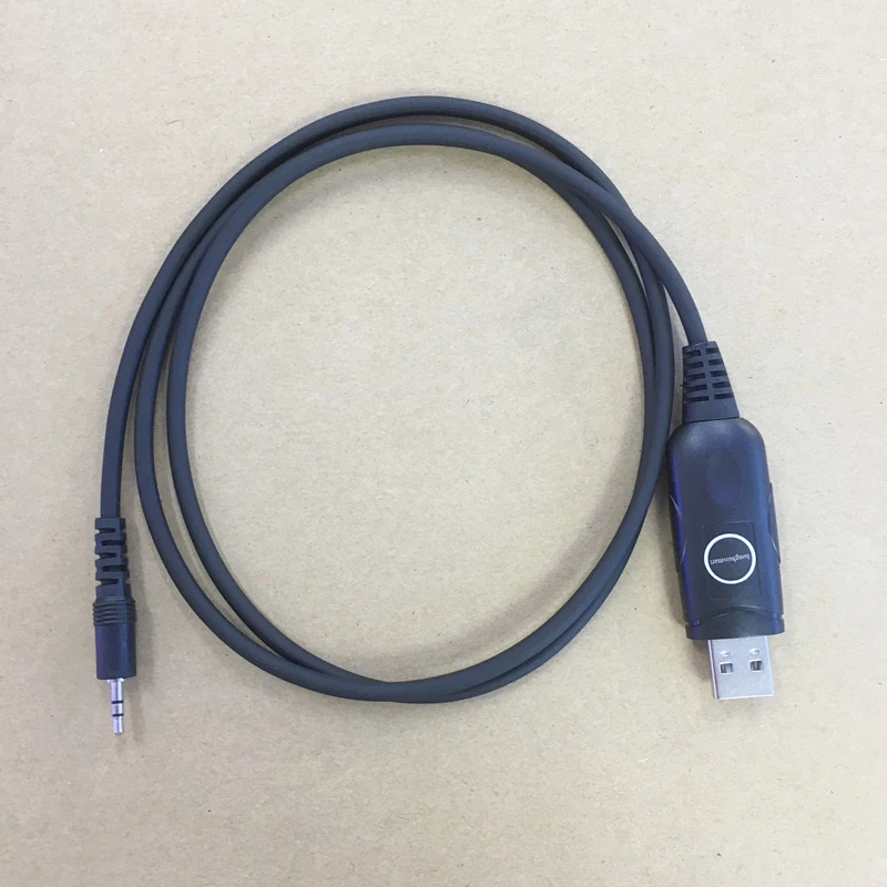 Usb Programming Cable For Motorola Gp88s,gp3188,gp2000,ep450,cp040 Etc Walkie Talkie With The CD Driver