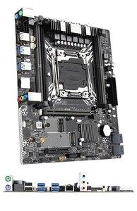Image 2 - Kllisre X99เมนบอร์ดชุดXeon E5 2620 V3 LGA2011 3 CPU 2Pcs X 8GB = 16GB 2666MHz DDR4หน่วยความจำ