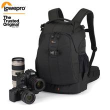 Szybka wysyłka Gopro oryginalna Lowepro Flipside 400 AW F400 II zdjęcie z kamery torba plecaki lustrzanka cyfrowa + pokrywa na każdą pogodę hurtownie tanie tanio NoEnName_Null DSLR Camera Uniwersalny Torby aparatu NYLON Hard Bag Backpacks