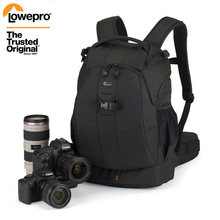 fast shipping Gopro Genuine Lowepro Flipside 400 AW Camera Photo Bag Backpacks Digital SLR+ ALL Weather Cover wholesale(China)