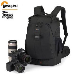 Image 1 - fast shipping Gopro Genuine Lowepro Flipside 400 AW  F400 II Camera Photo Bag Backpacks Digital SLR+ ALL Weather Cover wholesale