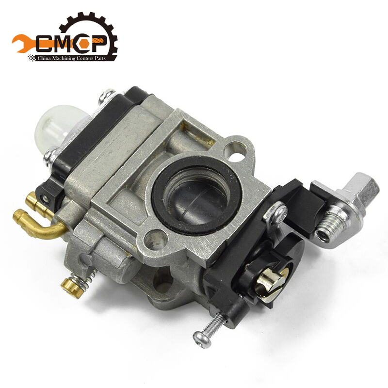 CMCP 15mm Carburetor Carb 2-Trimmers Brush Cutters Engine Glass Brush Cutter Accessories