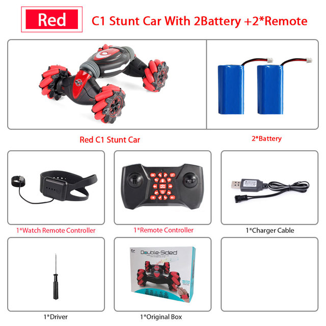 RED 2Remote 2B