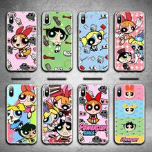 Phone-Case Powers-Puff Girls 6s-Plus Xr-Cover for 12-pro/Max/Mini/..