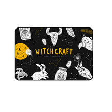 A Gothic Rug of Magic and Witchcraft!