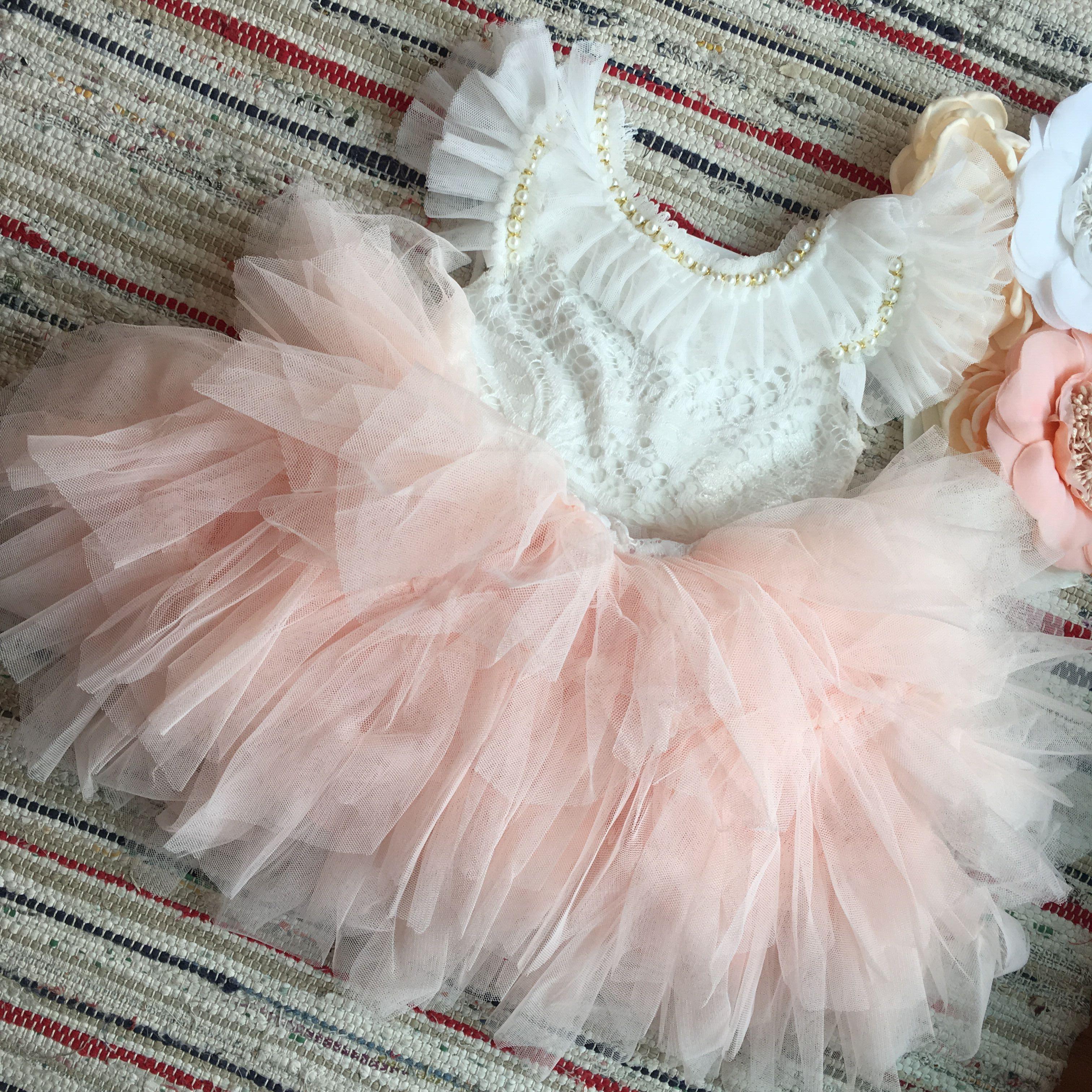 Beautiful flower girls wedding dress children party tutu gown for kids children flowers sashes princess sling summer dress 2