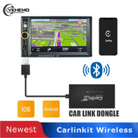 Car Carplay Stick Wireless Dongle Supports GPS Smart Link MP5 Navigation  Player MINI USB For Android Auto Bluetooth Apple IOS