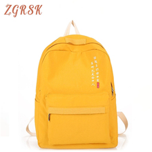 цены Women Fashion Nylon Backpack Bagpack For Girls School Back Pack Bag Backpack Bag For Women Teenagers Backpacks Bagpack