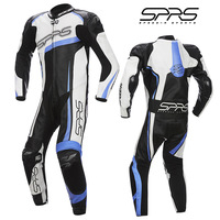 SPRS Motorcycle Siamese Jersey Locomotive Men Racing Professional Leather Training Elasticity Competition Suit Men Women Clothes