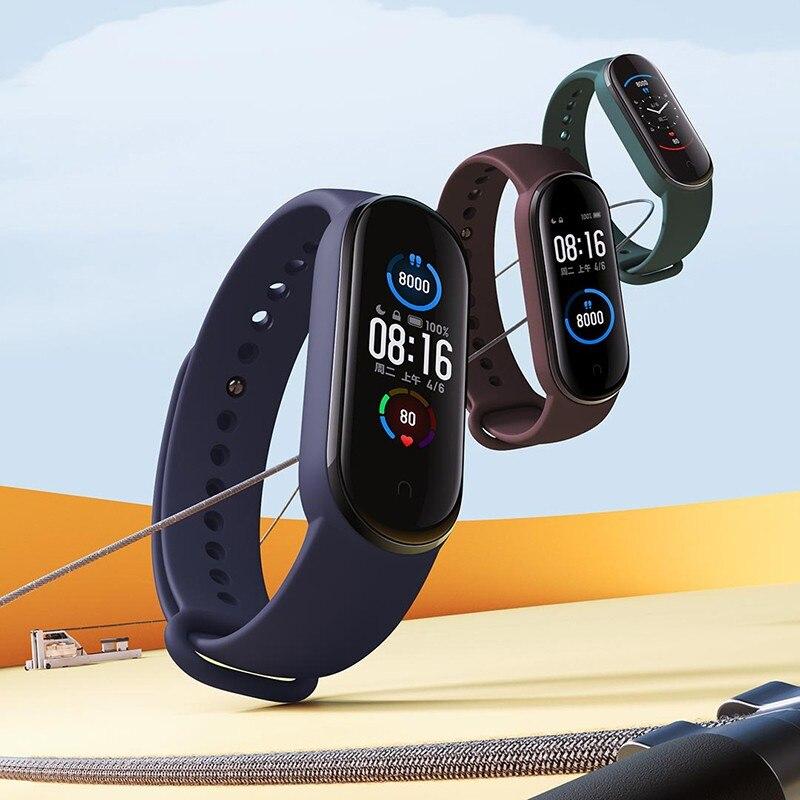 M4 Smart Band 4 Fitness Trcker Sport Smart Bracelet Pedometer Heart Rate Blood Pressure Bluetooth Wirstband Smart Band