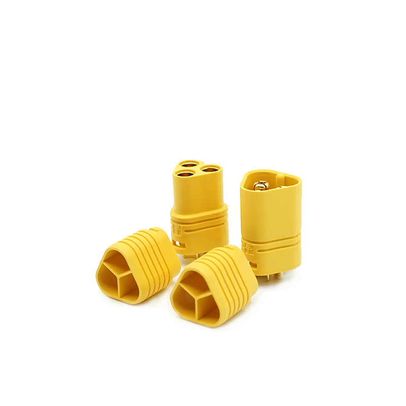 MT60 3.5MM Male Female Plug Connector For Rc Lipo Battery 1 Pair